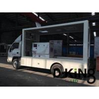 Wholesale Truck Led Advertising Screen Display Full Color  High Cost Performance from china suppliers