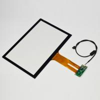 Buy cheap 5 Points Touch Capacitive Touch Glass Screen , Ipad / Phone Screen Panel from wholesalers