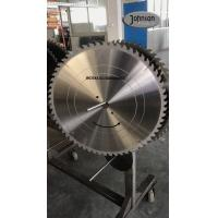 Buy cheap OD620mm Tct Saw Blade for Cutting Aluminum with Trapezoid Teeth from wholesalers
