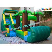 Buy cheap Renting Advertising Inflatable Commercial Inflatable Slide Games for children product