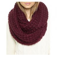 Buy cheap Loop scarf elegan trendy hipster circle infinity scarf,knitted infinity scarf from wholesalers