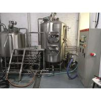 Buy cheap Double Roller Micro Beer Brewing Equipment 300L Volume With Adjustable Slide Gate from wholesalers