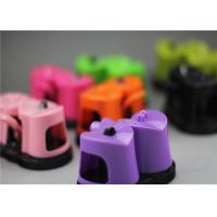 Small Pocket Two Step Knife Sharpener Double Heart Shaped For Fruit Knives Manufactures