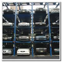 Buy cheap Heavy Duty 3 Floors Stacker Parking Lift Car Storage System Vertical Stacker from wholesalers