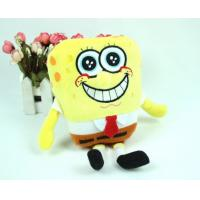 China Stuffed toys Spongebob Squarepants Spongebob 6'', Plush toys,Toy animal on sale