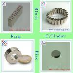 Buy cheap High Performance Neodymium Magnet Ndfeb from wholesalers