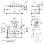 Buy cheap IGBT Power Module VUO22-04NO1 Three Phase Rectifier Bridge IXYS IGBT Power Module from wholesalers
