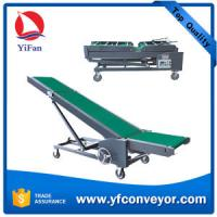 Buy cheap Foldable Belt Conveyor,Truck Loading and Unloading Belt Conveyor Made In China product