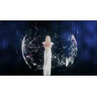 Buy cheap 3D Transparent Holographic Projection Film 45° Angle High Light Transmittance For Shop Window Display Advertising from wholesalers