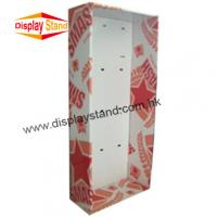 Buy cheap Recycled cardboard Sidekick Floor Standing Displays with glossy lamination from wholesalers