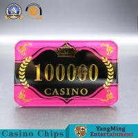 Wholesale RFID Gambling Casino Royale Poker Chips Smooth Surface Environmentally Friendly from china suppliers