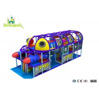 Wholesale Professional Indoor Play Center Playground Custom Made For  3 - 15 Years Old from china suppliers