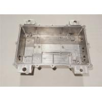 Buy cheap Aluminum Die Cast Housing OEM / ODM Available For Electronic Industry from wholesalers