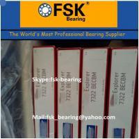 Buy cheap Brass Cage China Bearings 7322 BECBM Angular Contact Ball Bearings product