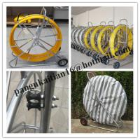 Buy cheap HDPE duct rod,Reels for continuous duct rods,Pipe traker traceable midi duct rodder from wholesalers