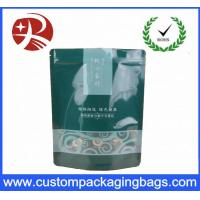 Aluminum Foil Sealable Plastic Food Packaging Bags , Shrink Plastic Bags For Frozen Food Manufactures