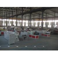Buy cheap Recycled PVC WPC Foam Board Machine , Conical Twin Screw Extruder from wholesalers