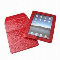 Wholesale Leather Case for iPad Mini, Available in Various Colors, Lightweight and Easy to Carry Features from china suppliers