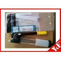 Buy cheap 500cc / 600cc Transparent Clear Tube Grease Guns Cystle viewing for Construction Machines from wholesalers