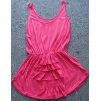Buy cheap Ladies red.lovely, knitted dress from wholesalers