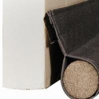 Buy cheap Polyester Cloth Self-adhesive Backed Door Bottom Sweep from wholesalers