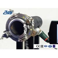 Electric Cold Pipe Cutting And Bevelling Machine Processing Various Pipes