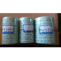 Buy cheap Mipox cylinder chrome sand belt/finishing film from wholesalers