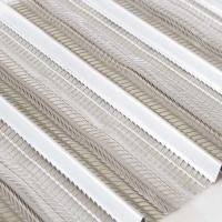 Buy cheap Durable Safety Custom Wire Mesh Galvanized Rib Lath For Structural Work from wholesalers