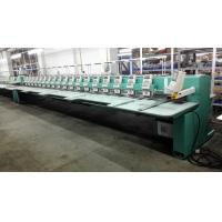 Multi Functional Used Tajima Embroidery Machine 400 x 680mm Emb Area Manufactures