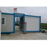 Buy cheap Mutifunctional Modular Container Homes Professional Pre Built Steel Structure from wholesalers