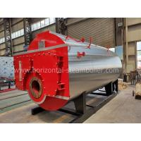 Buy cheap Low Pressure Diesel Oil Fired Industrial Hot Water Boilers Fully Automatic Operation from wholesalers