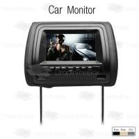Buy cheap 7 inch touch screen bluetooth car headrest monitor with Mp3/Mp4/DVD/VCD from wholesalers
