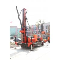 Buy cheap XP-30B Full Hydraulic Jet Grouting Drilling Rig Double Winch , DTH Drill Machine from wholesalers