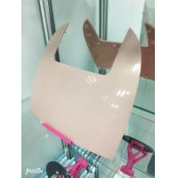 Buy cheap ODM Plastic Shell Painting Free Plastic Parts Colorful Traceless High Gloss from wholesalers