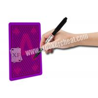 Buy cheap Luminous Playing Cards Invisible Ink A Marker Pen For Making Marked Decks from wholesalers