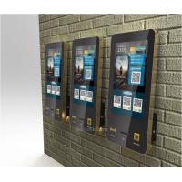Buy cheap Indoor Ticket Dispenser Machine 32 Inch Touch Screen Payment Kiosk For Theatre / Cinema product