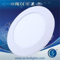 Wholesale 2014 Alibaba Round Surface Dimmable panel led light from china suppliers