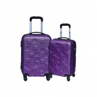 Wholesale Multiple Color Scratch Proof ODM 210d ABS PC Luggage from china suppliers
