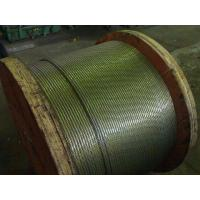 Wholesale Greased Galvanized Steel Wire Strand for Overhead Ground Wire from china suppliers