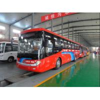 Buy cheap 50-60 Seats Public Transportation Bus , City Service Bus With Pull - Push Windows from wholesalers