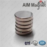 Buy cheap Rare-Earth Neodymium Magnets block Magnet D25*2.5mm from wholesalers