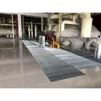 Buy cheap 30*3 Galvanized Catwalk Plate Welded Steel Bar Grating Q235 Q275 Q345 from wholesalers