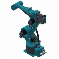 Digital I O Interface Pick And Place Robotic Arm With 24 Input / Output