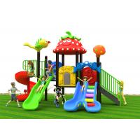 Wholesale Anti Static Outdoor Playground Slide , Toddler Garden Slide For 3 - 8 Years Old from china suppliers