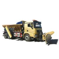 Buy cheap SX5250TCXXB4 Special Purpose Vehicles Triple Snow Shovels Snow Sweeper Truck from wholesalers