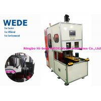 Buy cheap 1 Head Fan Coil Winding Machine , 2 Poles Induction Motor Winding Machine from wholesalers