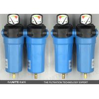 Buy cheap compressed air dryer filter / dust filtering , high pressure air filter from wholesalers