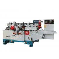 Buy cheap 4 sided molder machine with 4 spindle moulder cutter heads from wholesalers