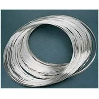 Wholesale AWS A5.16 GR1 - GR23 Forged Titanium Wire Coil , Titanium Product from china suppliers