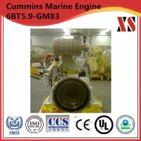 Buy cheap Original Cummins 6BT5.9-GM83 Marine diesel engine for sale from wholesalers